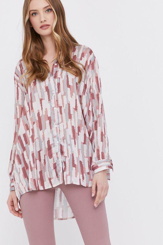 Answear Lab - Košeľa  100% Polyester
