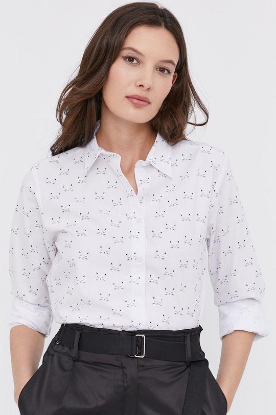 Answear Lab - Bavlnená košeľa  100% Bavlna