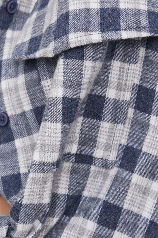 Answear Lab - Koszula bawełniana szary