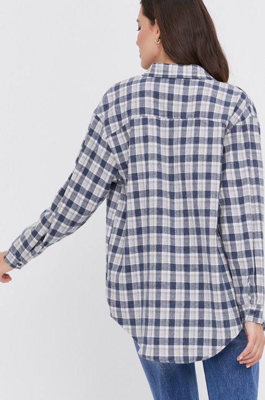 szary Answear Lab - Koszula bawełniana