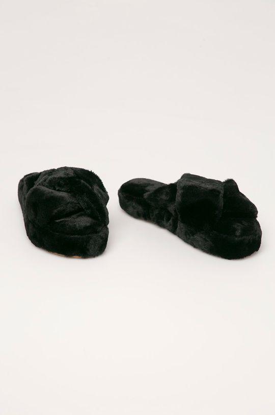 Answear Lab - Kapcie czarny