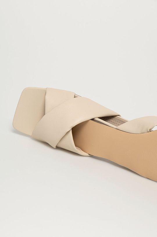 Answear Lab - Шльопанці  Халяви: Синтетичний матеріал Внутрішня частина: Текстильний матеріал Підошва: Синтетичний матеріал