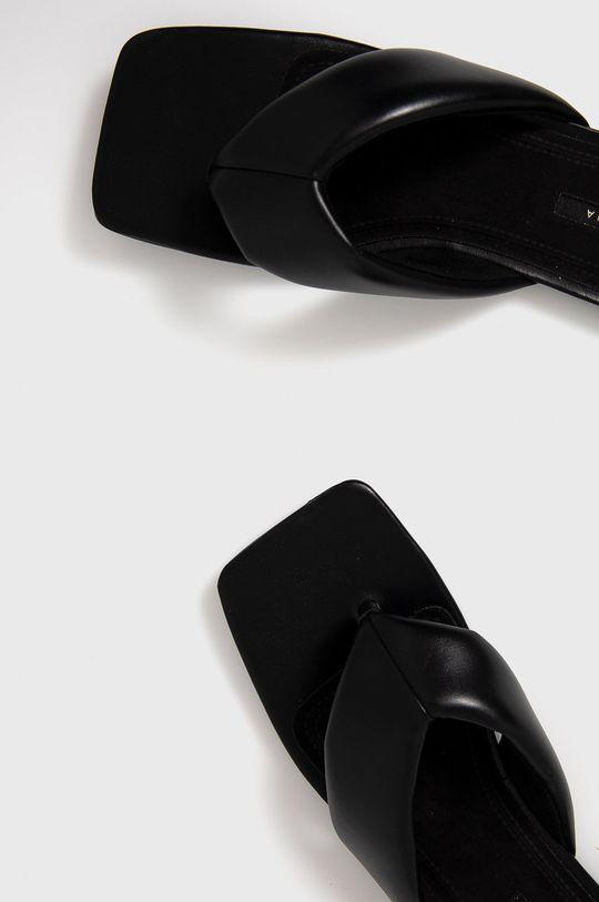 czarny Answear Lab - Japonki