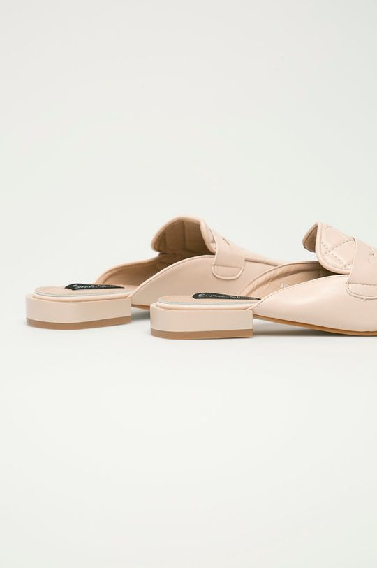 Answear Lab - Klapki Sweet Shoes Cholewka: Materiał syntetyczny, Wnętrze: Materiał syntetyczny, Podeszwa: Materiał syntetyczny