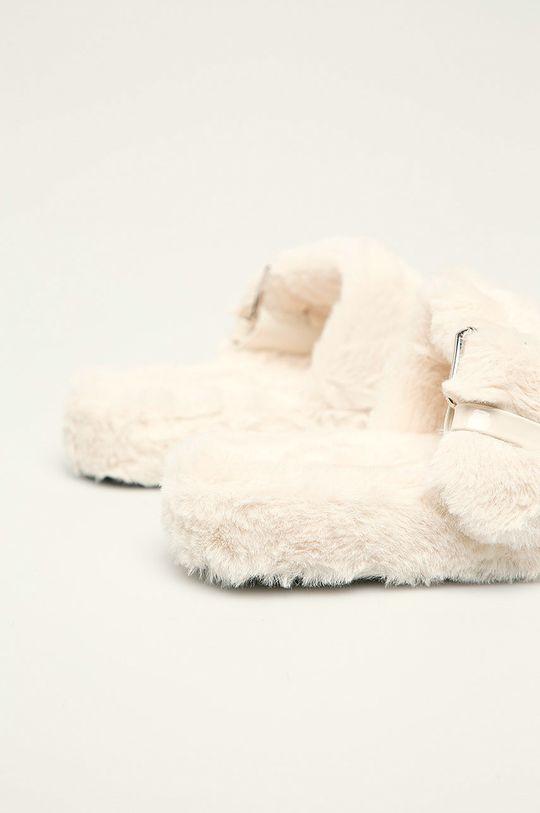 Answear Lab - Pantofle Sweet Shoes  Svršek: Textilní materiál Vnitřek: Textilní materiál Podrážka: Umělá hmota