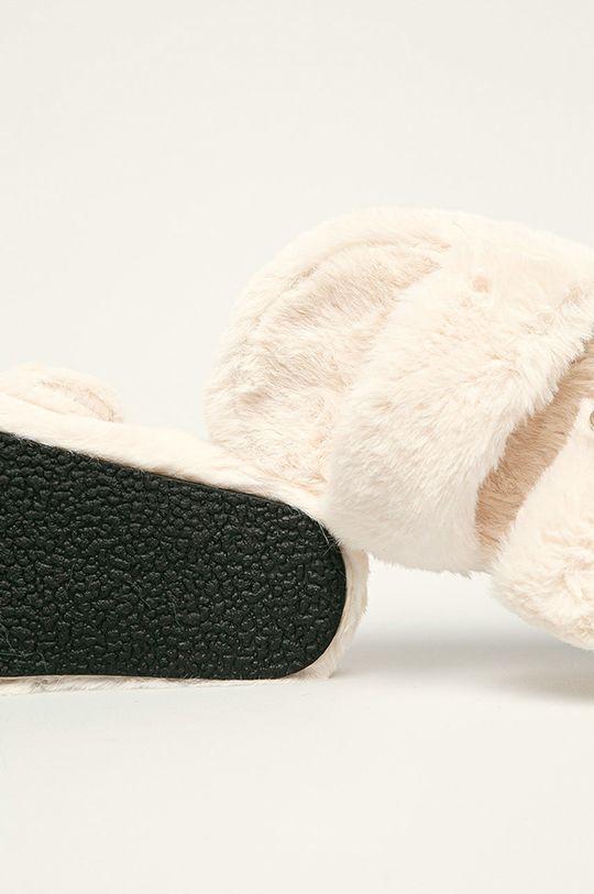 béžová Answear Lab - Pantofle Sweet Shoes