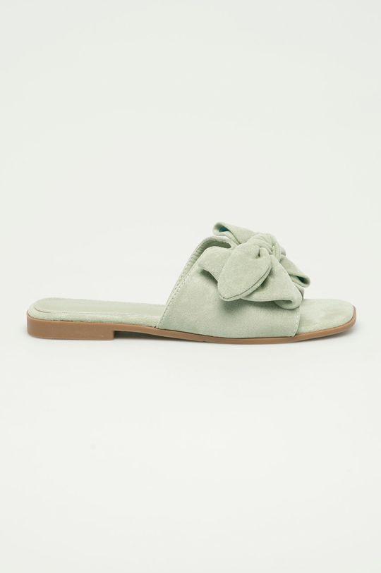 mätová Answear Lab - Šľapky Sweet Shoes Dámsky