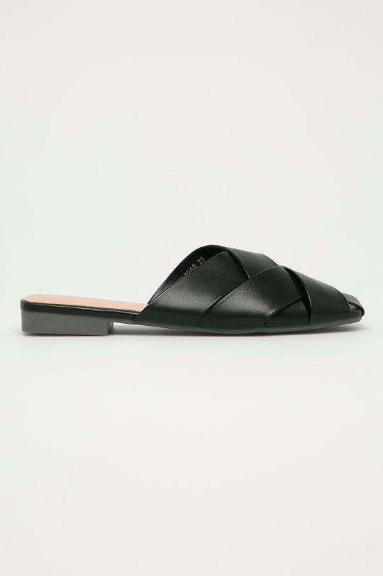 černá Answear Lab - Pantofle Mellisa Dámský
