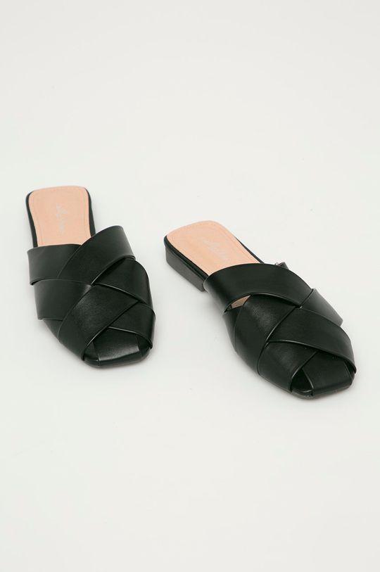 Answear Lab - Pantofle Mellisa černá