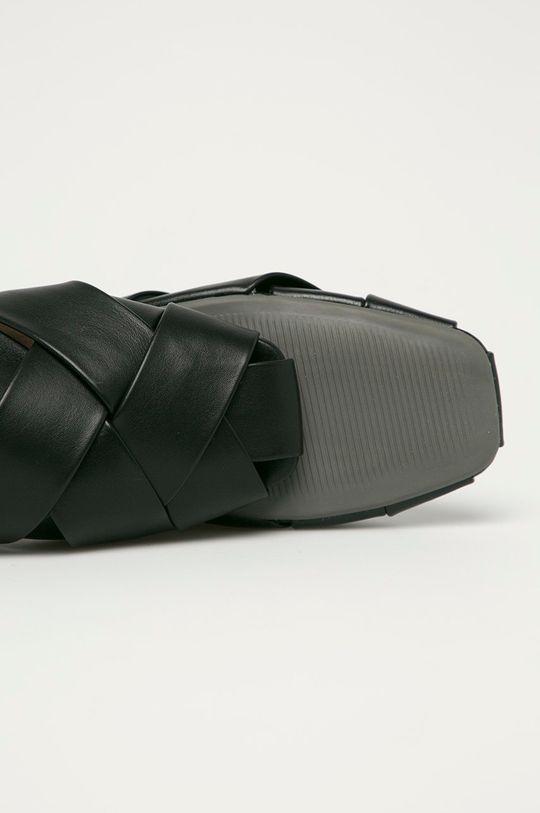 černá Answear Lab - Pantofle Mellisa