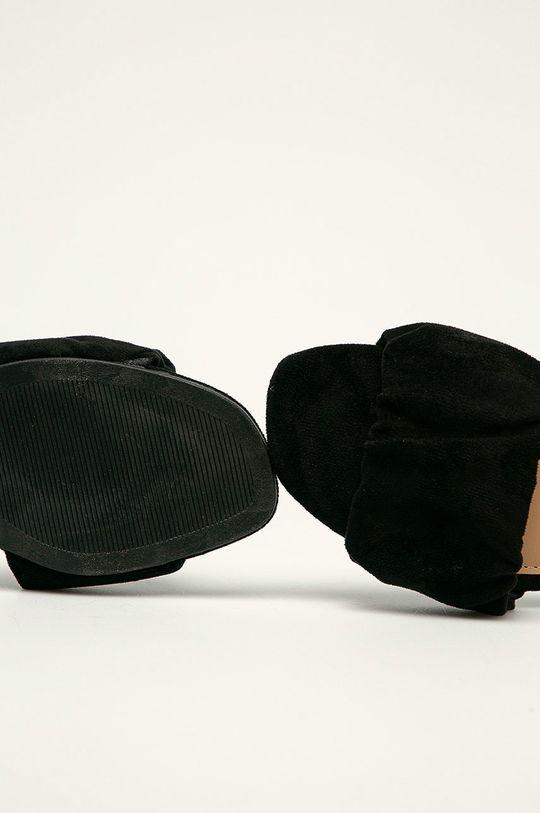 černá Answear Lab - Pantofle Ideal Shoes