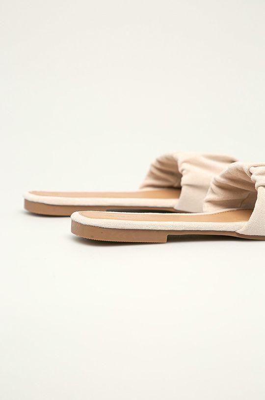 Answear Lab - Šľapky Ideal Shoes  Zvršok: Textil Vnútro: Syntetická látka, Textil Podrážka: Syntetická látka