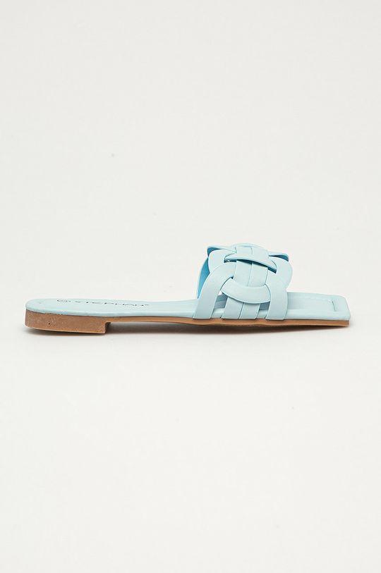 modrá Answear Lab - Šľapky Stephan Dámsky
