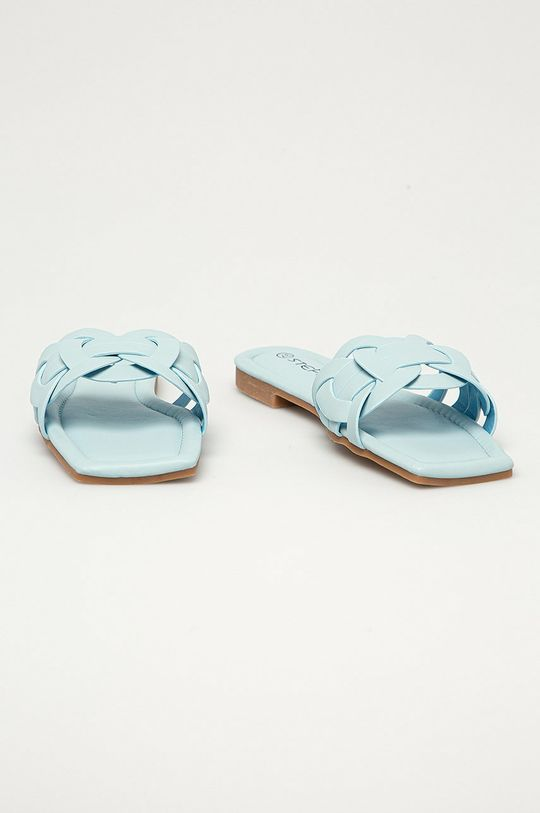 Answear Lab - Šľapky Stephan modrá