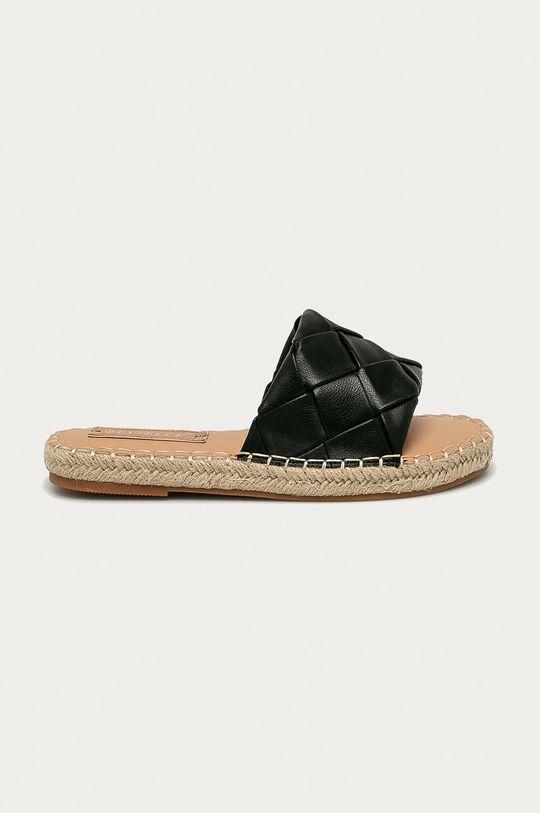 černá Answear Lab - Pantofle Bestelle Dámský