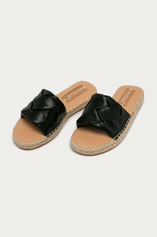 Answear Lab - Pantofle Bestelle černá