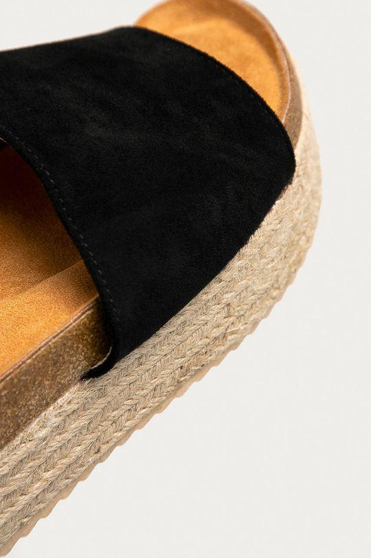 Answear Lab - Pantofle Prisska  Svršek: Textilní materiál Vnitřek: Textilní materiál Podrážka: Umělá hmota