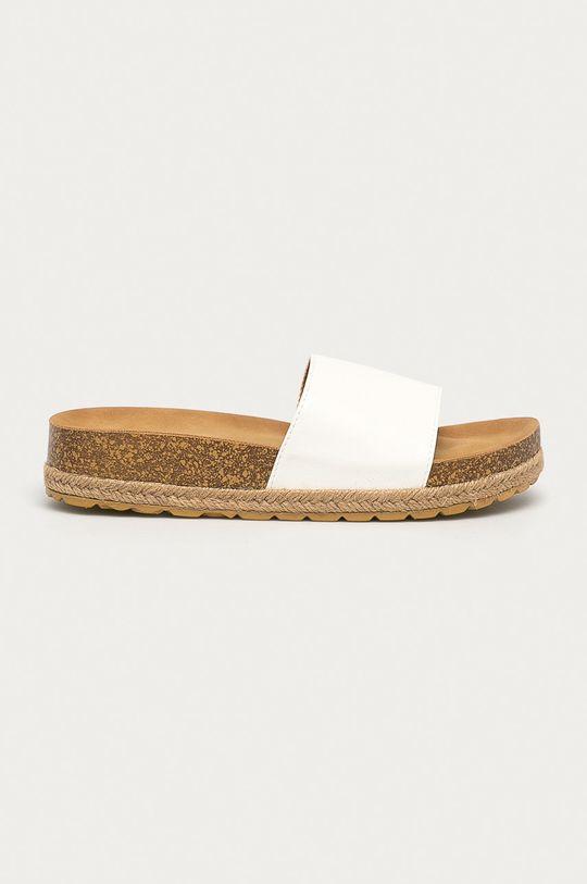 bílá Answear Lab - Pantofle Prisska Dámský