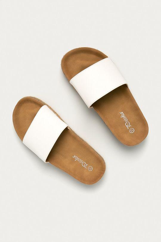 Answear Lab - Pantofle Prisska bílá