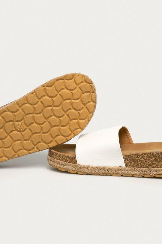 Answear Lab - Pantofle Prisska  Svršek: Umělá hmota Vnitřek: Umělá hmota, Textilní materiál Podrážka: Umělá hmota