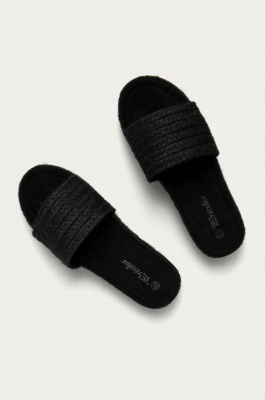 Answear Lab - Pantofle Prisska černá