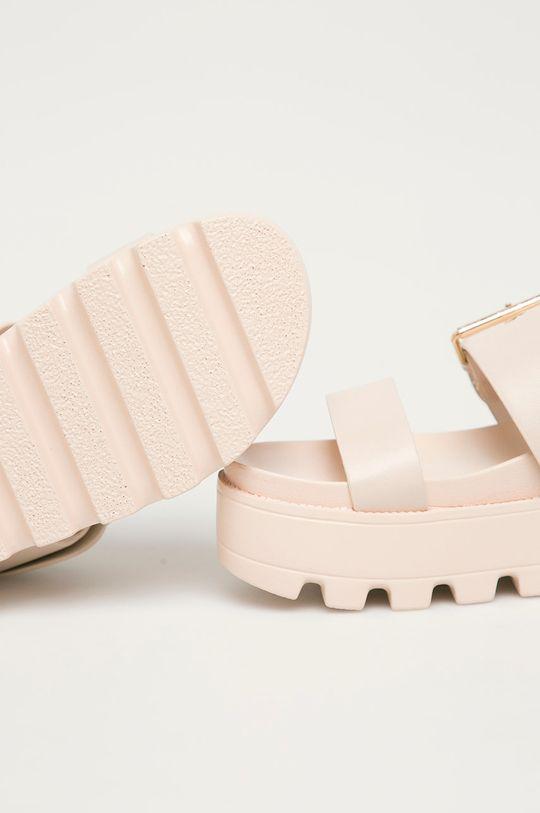 Answear Lab - Pantofle Moda Plus  Svršek: Umělá hmota Vnitřek: Umělá hmota Podrážka: Umělá hmota