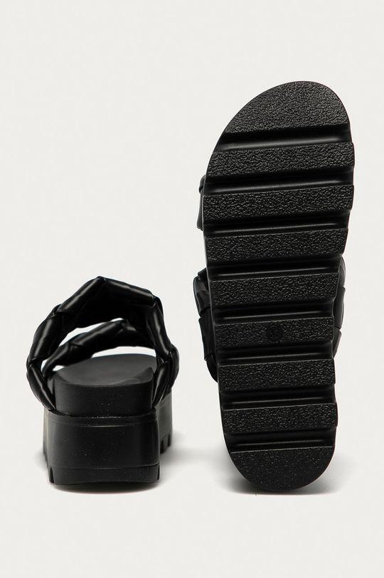 čierna Answear Lab - Šľapky Moda Plus