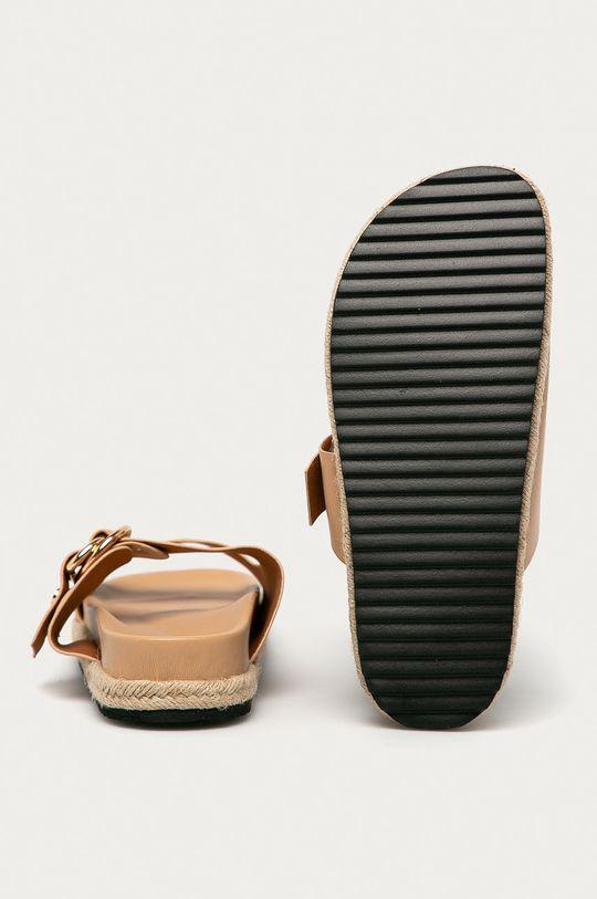 béžová Answear Lab - Pantofle Buonarotti