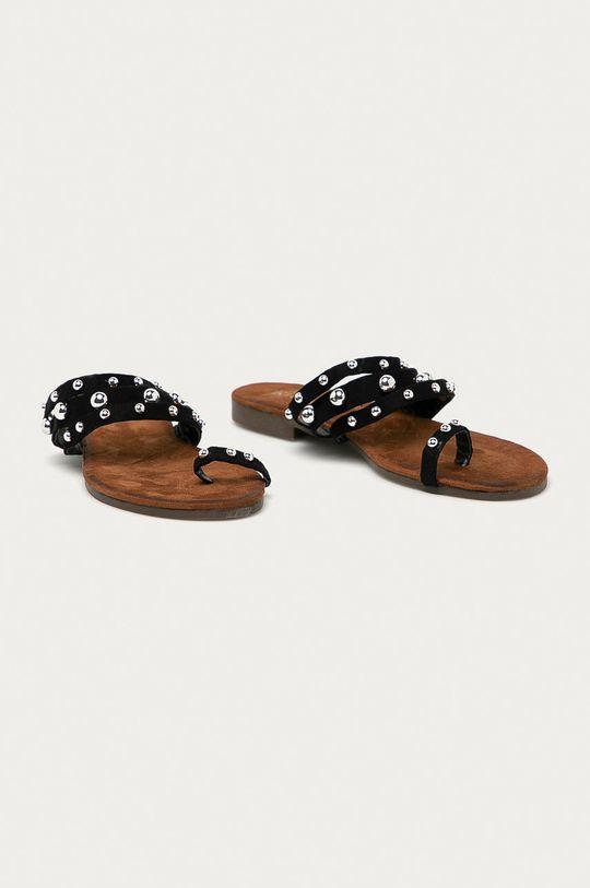 Answear Lab - Pantofle Rianda černá