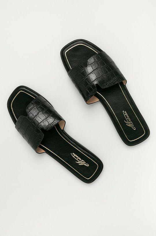 Answear Lab - Pantofle Mulanka černá