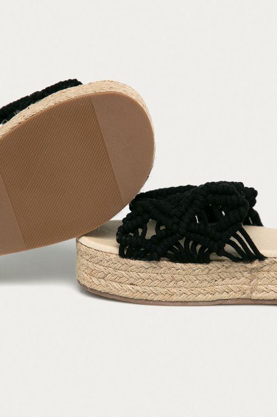 Answear Lab - Šľapky Best Shoes  Zvršok: Syntetická látka Vnútro: Textil Podrážka: Syntetická látka