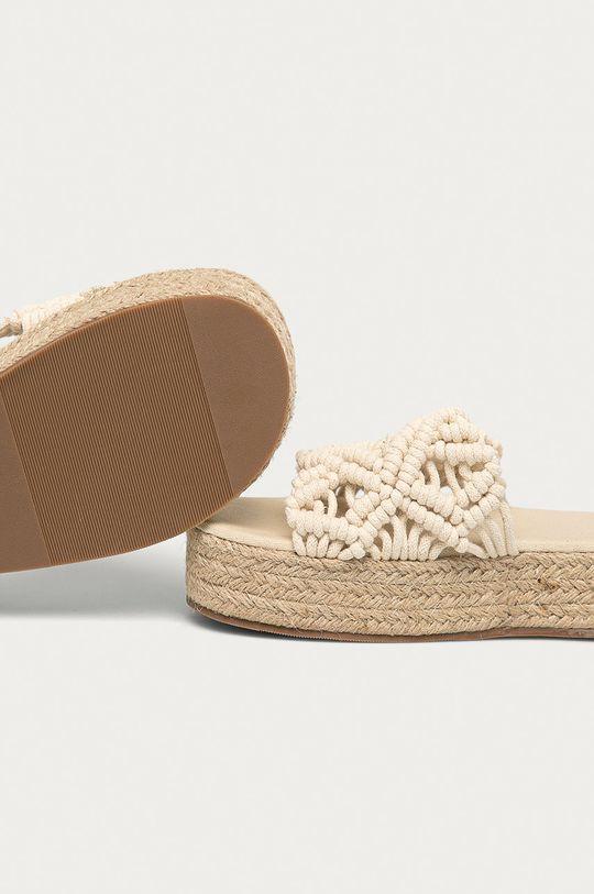 Answear Lab - Šľapky Best Shoes  Zvršok: Textil Vnútro: Textil Podrážka: Syntetická látka