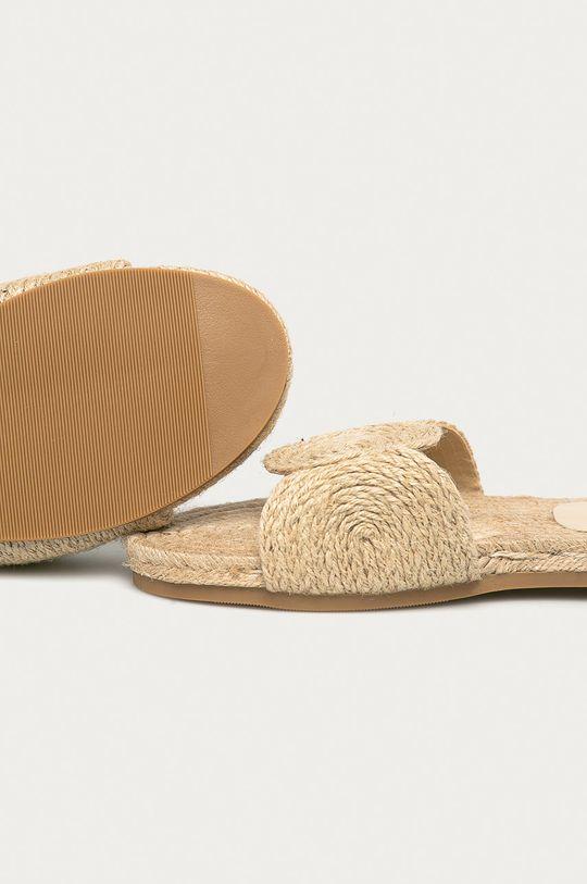 Answear Lab - Pantofle Best Shoes  Svršek: Textilní materiál Vnitřek: Textilní materiál Podrážka: Umělá hmota
