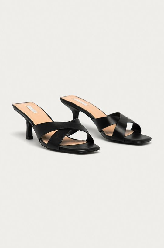Answear Lab - Pantofle Buonarotti černá