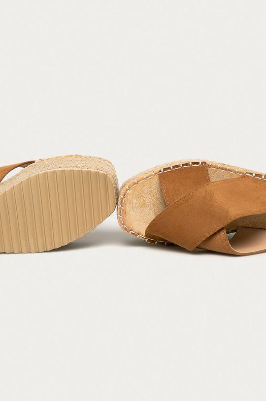 Answear Lab - Pantofle Buonarotti  Svršek: Textilní materiál Vnitřek: Textilní materiál Podrážka: Umělá hmota