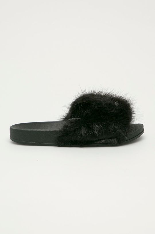 černá Answear Lab - Pantofle Dámský