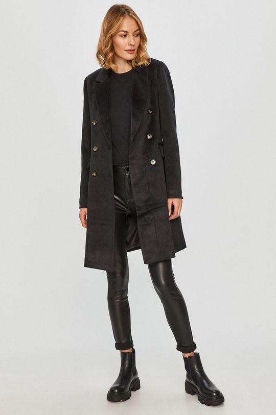 Answear Lab - Kabát čierna