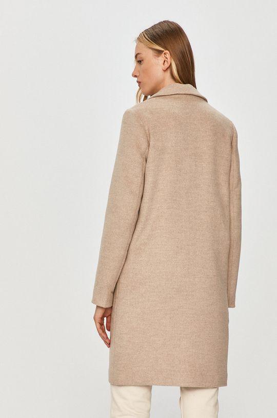 Answear Lab - Kabát s vlněnou směsí s vlněnou směsí s vlněnou směsí s vlněnou směsí  75% Polyester, 25% Vlna