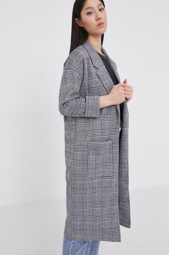 Answear Lab - Kabát  1% Elastan, 99% Polyester