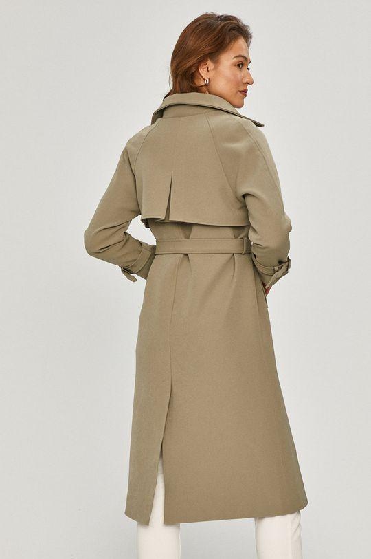 Answear Lab - Trench kabát  3% Elastan, 97% Polyester
