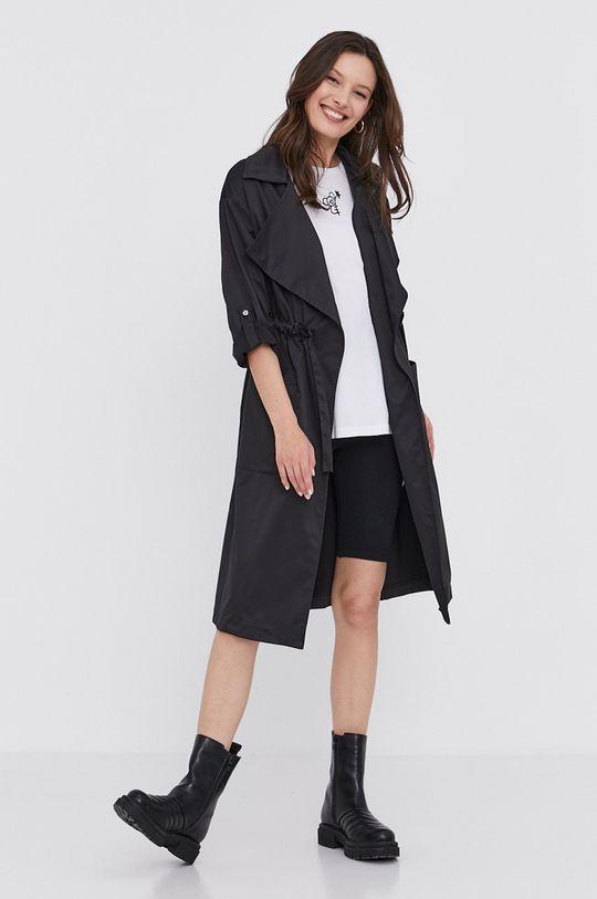 Answear Lab - Kabát černá