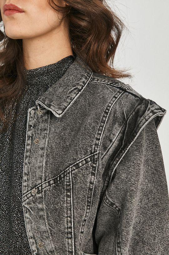 Answear Lab - Geaca jeans De femei