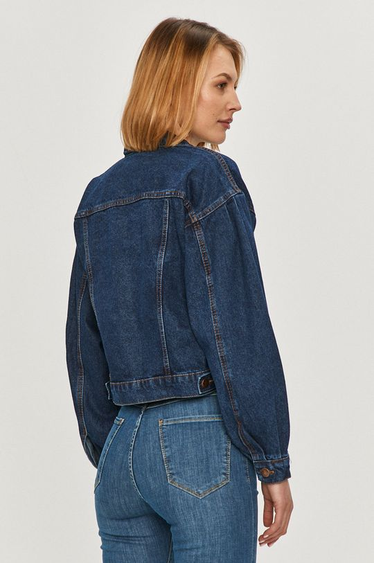 Answear Lab - Džínová bunda  100% Bavlna