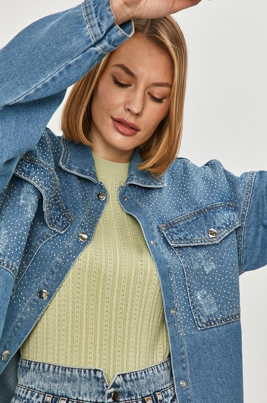 Answear Lab - Koszula jeansowa Damski
