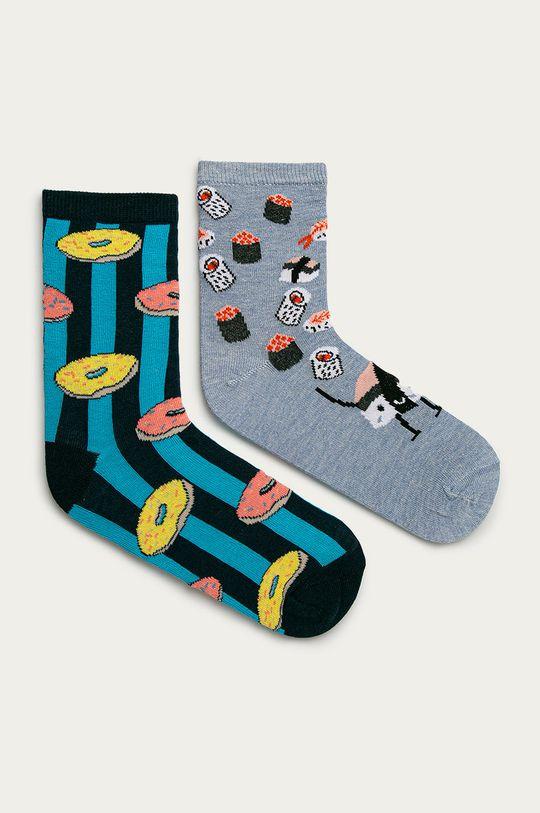 viacfarebná Answear Lab - Ponožky (2-pak) Dámsky