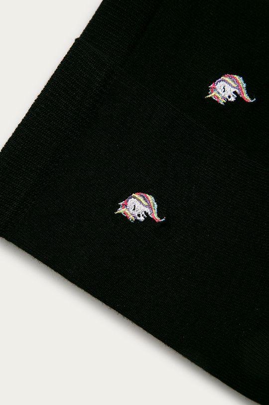 Answear Lab - Ponožky (2-pak) čierna