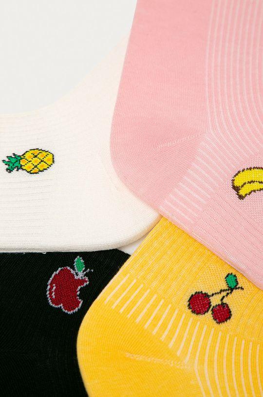 Answear Lab - Ponožky (4-pack) vícebarevná
