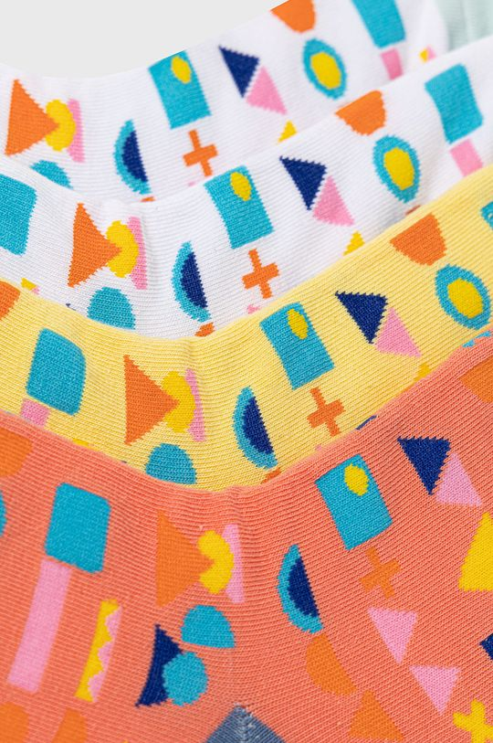 Answear Lab - Ponožky (4-pak) viacfarebná