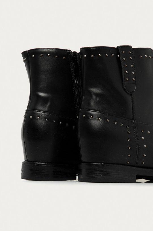 Answear Lab - Členkové topánky Girlhood  Zvršok: Syntetická látka Vnútro: Syntetická látka, Textil Podrážka: Syntetická látka