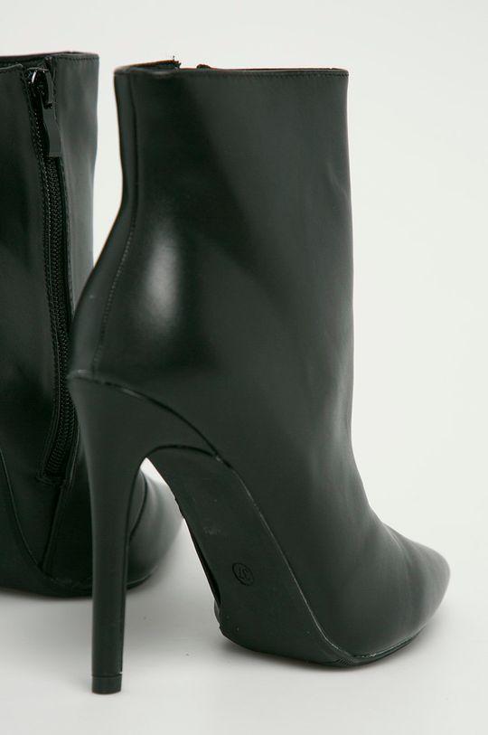 Answear Lab - Členkové topánky Second Lady  Zvršok: Syntetická látka Vnútro: Syntetická látka, Textil Podrážka: Syntetická látka